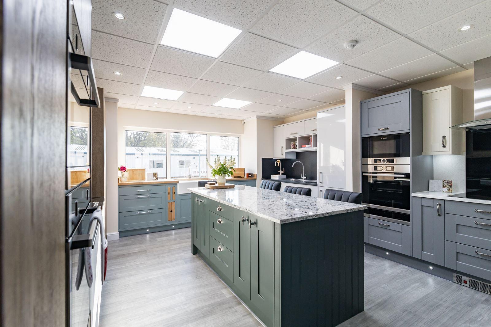 kitchen design & supply Eastleigh