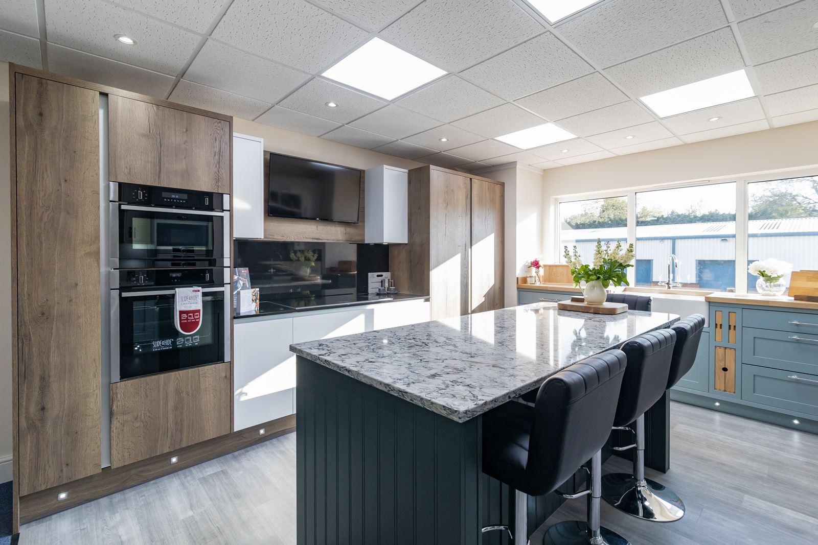 kitchen showroom Romsey