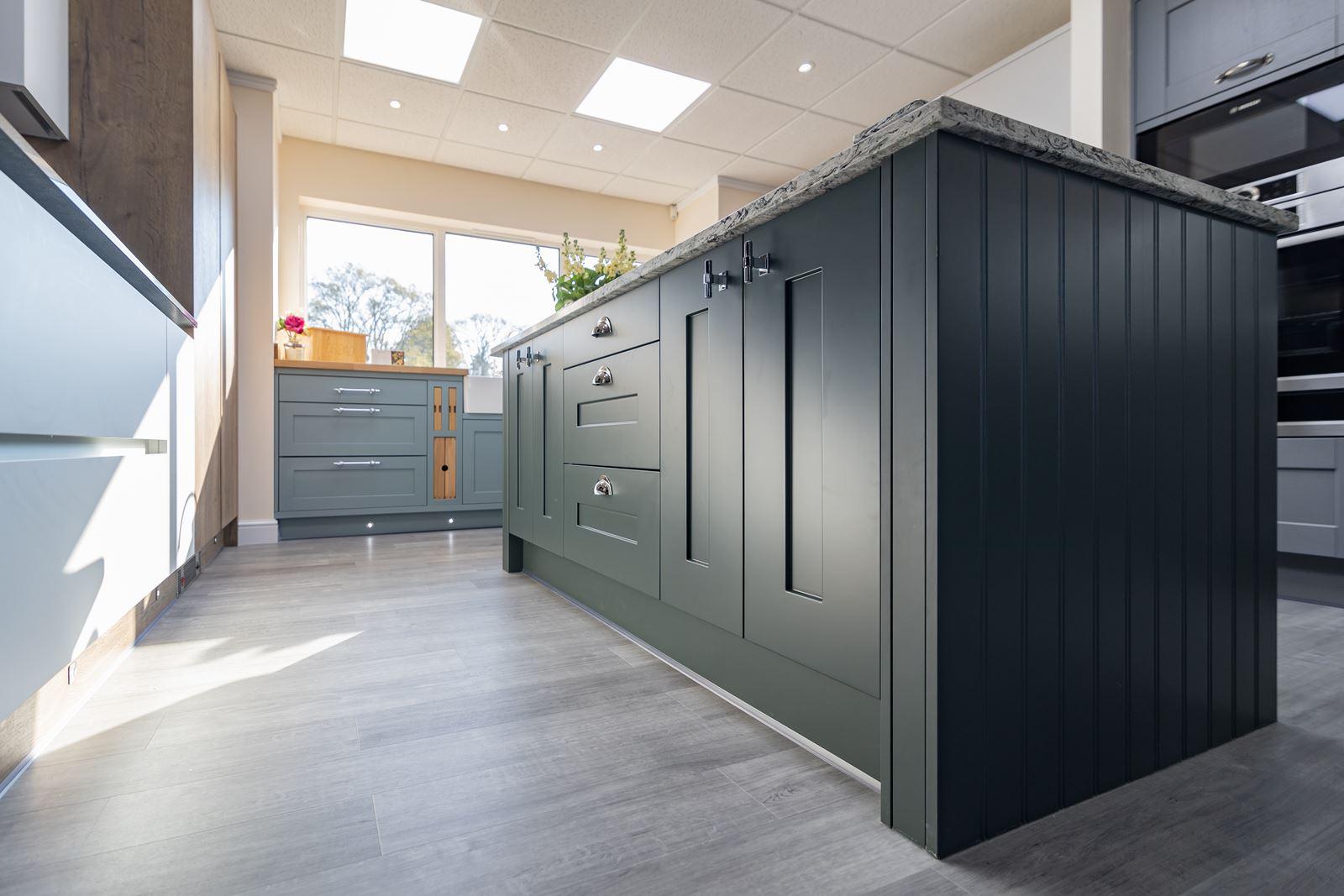 kitchen units Hampshire